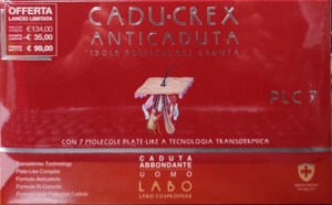 Labo International Cadu crex Plc7 If Cad Ab U 40f