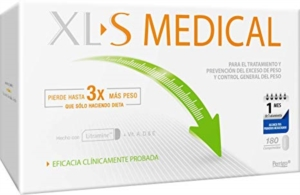 XLS Medical Linea Controllo del Peso Liposinol Integratore 180 Compresse