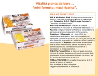 Pool Pharma Mgk Vis Orange 15 Bustine   15 Bustine