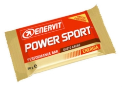 Enervit Sport Linea Energia Power Sport Protein Barretta Double Cacao