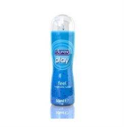 Durex Linea Lubrificanti Top Gel Feel Intimate Lube Gel Intimo 50 ml