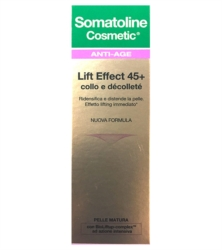 Somatoline Cosmetic Linea Anti-Age Lift Effect 45+ Collo e Décolleté 50 ml