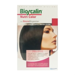 Bioscalin Linea Nutri Color SincroBiogenina Colorazione 4.64 Castano Mogano Rame